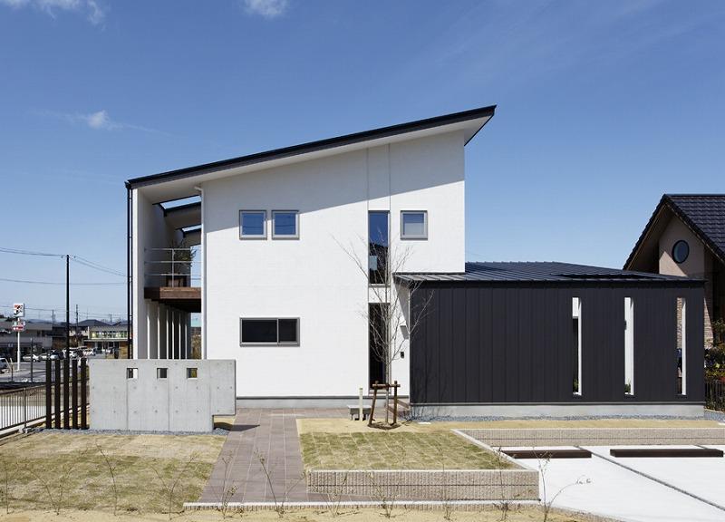 R+houseいわき中央台モデル