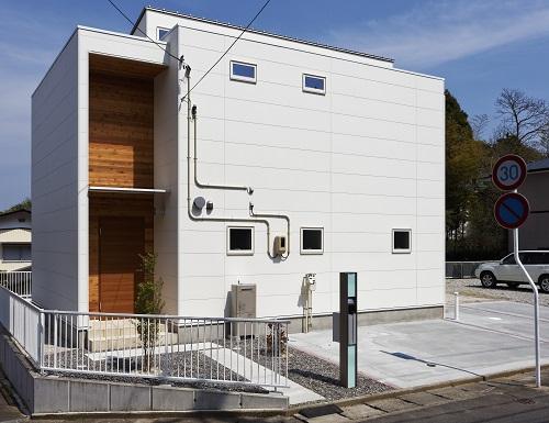 R+houseいわき K様邸